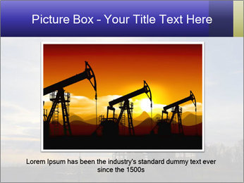 Working oil pump PowerPoint Template - Slide 15