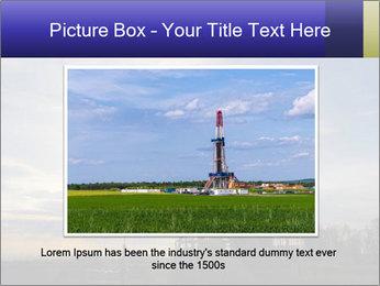 Working oil pump PowerPoint Template - Slide 16