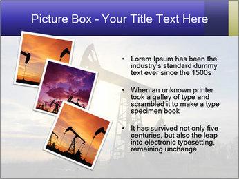 Working oil pump PowerPoint Template - Slide 17