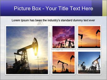 Working oil pump PowerPoint Template - Slide 19