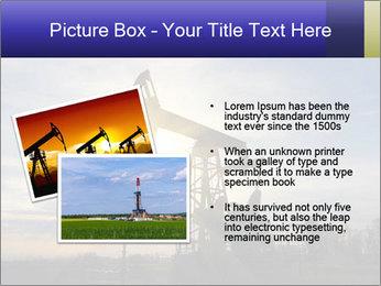 Working oil pump PowerPoint Template - Slide 20