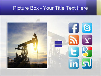 Working oil pump PowerPoint Templates - Slide 21