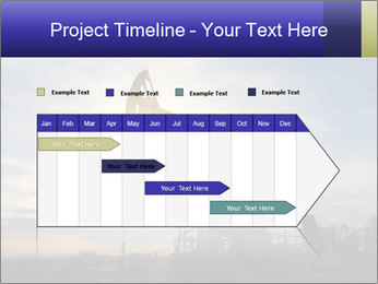Working oil pump PowerPoint Template - Slide 25