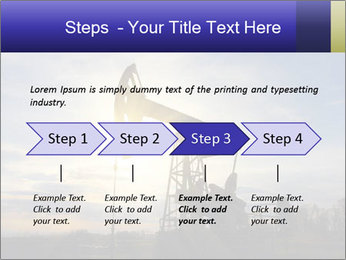Working oil pump PowerPoint Templates - Slide 4
