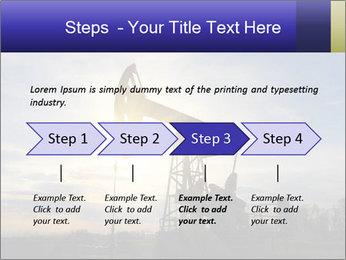 Working oil pump PowerPoint Template - Slide 4