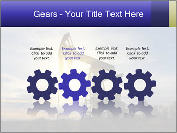 Working oil pump PowerPoint Templates - Slide 48