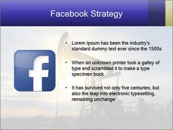 Working oil pump PowerPoint Template - Slide 6