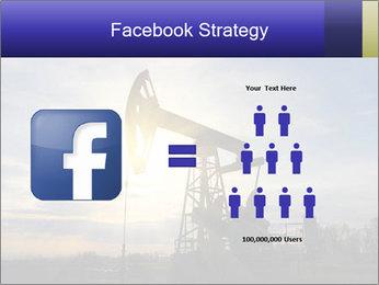 Working oil pump PowerPoint Template - Slide 7
