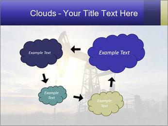 Working oil pump PowerPoint Template - Slide 72