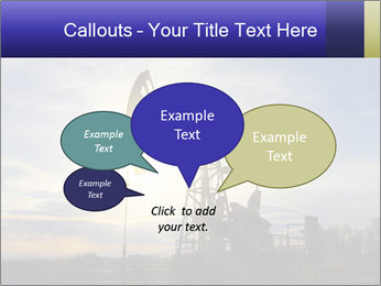 Working oil pump PowerPoint Template - Slide 73