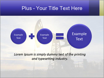 Working oil pump PowerPoint Templates - Slide 75
