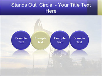 Working oil pump PowerPoint Template - Slide 76