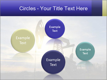 Working oil pump PowerPoint Template - Slide 77