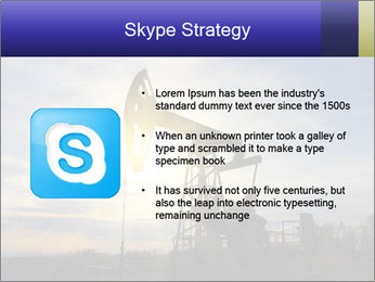 Working oil pump PowerPoint Template - Slide 8