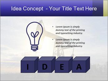 Working oil pump PowerPoint Template - Slide 80