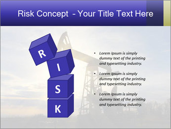 Working oil pump PowerPoint Templates - Slide 81