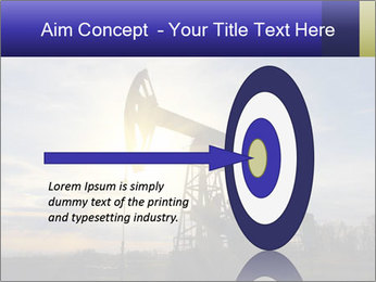 Working oil pump PowerPoint Templates - Slide 83