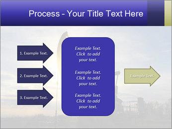 Working oil pump PowerPoint Template - Slide 85