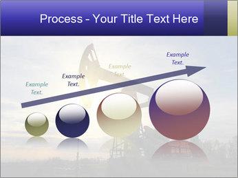 Working oil pump PowerPoint Template - Slide 87