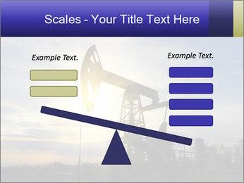 Working oil pump PowerPoint Template - Slide 89