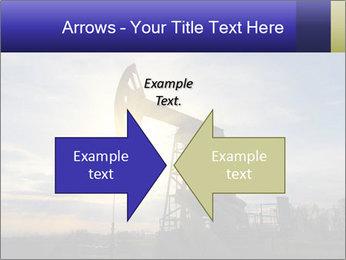 Working oil pump PowerPoint Template - Slide 90