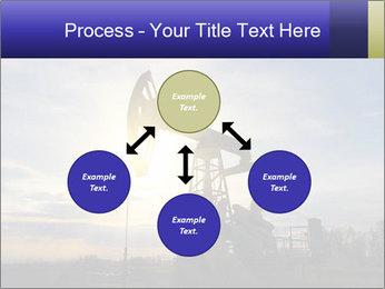 Working oil pump PowerPoint Template - Slide 91