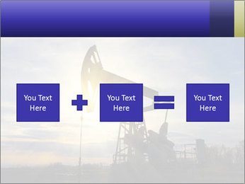Working oil pump PowerPoint Templates - Slide 95