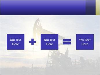 Working oil pump PowerPoint Template - Slide 95