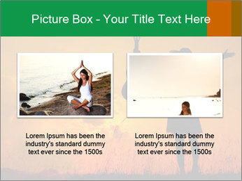 Woman and guitar PowerPoint Templates - Slide 18