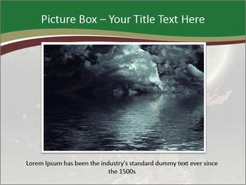 Tree moon stars PowerPoint Templates - Slide 16