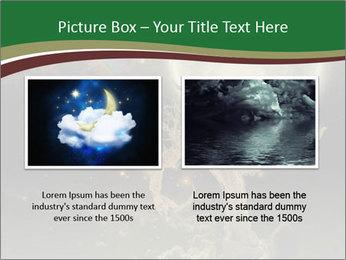 Tree moon stars PowerPoint Templates - Slide 18