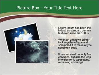 Tree moon stars PowerPoint Templates - Slide 20