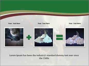 Tree moon stars PowerPoint Templates - Slide 22