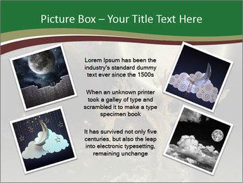 Tree moon stars PowerPoint Templates - Slide 24