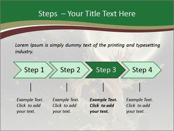 Tree moon stars PowerPoint Templates - Slide 4