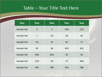 Tree moon stars PowerPoint Templates - Slide 55