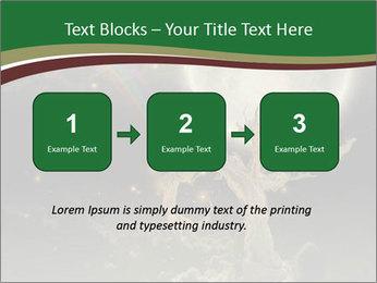 Tree moon stars PowerPoint Templates - Slide 71
