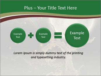 Tree moon stars PowerPoint Templates - Slide 75