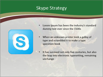 Tree moon stars PowerPoint Templates - Slide 8