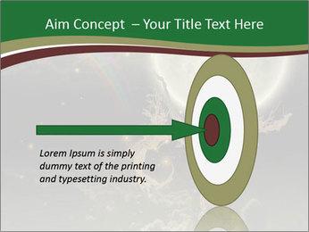Tree moon stars PowerPoint Templates - Slide 83