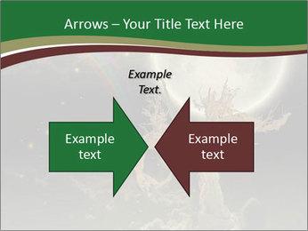 Tree moon stars PowerPoint Templates - Slide 90
