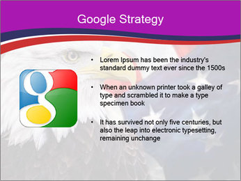 Bald eagle PowerPoint Templates - Slide 10