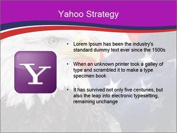 Bald eagle PowerPoint Templates - Slide 11