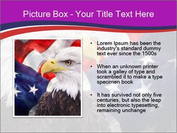 Bald eagle PowerPoint Templates - Slide 13