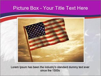 Bald eagle PowerPoint Templates - Slide 15