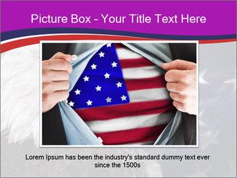Bald eagle PowerPoint Templates - Slide 16
