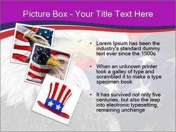 Bald eagle PowerPoint Templates - Slide 17