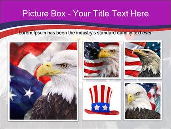 Bald eagle PowerPoint Templates - Slide 19