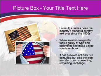 Bald eagle PowerPoint Templates - Slide 20