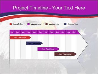 Bald eagle PowerPoint Templates - Slide 25